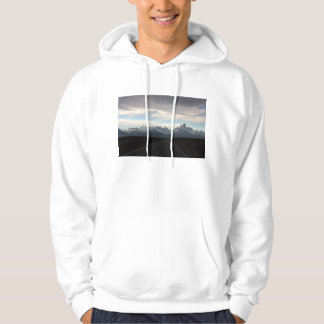 Mount Fitz Roy And Andes Range Hoodie