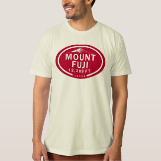 Mount Fuji 12,389 FT Japan Mountain T-Shirt