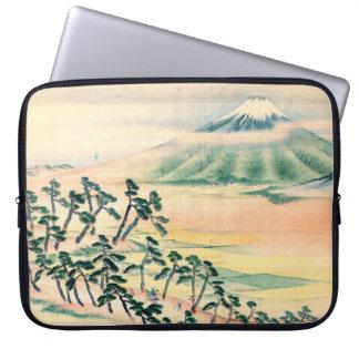 Mount Fuji 1890 Laptop Sleeves