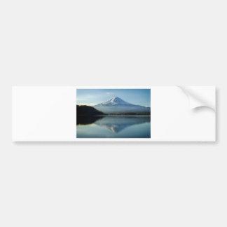 Mount Fuji Bumper Sticker