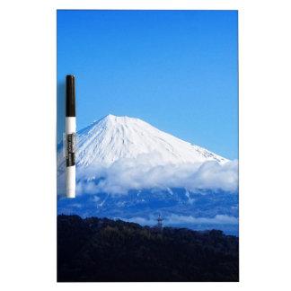 Mount Fuji Dry-Erase Board