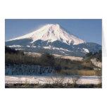 Mount Fuji Greeting Cards
