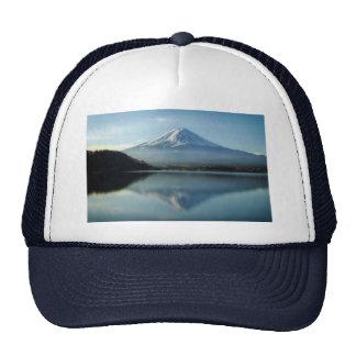mount fuji mesh hat