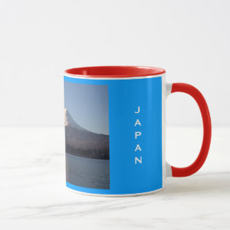 Mount Fuji* Japan Panoramic Mug