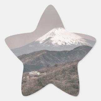 Mount Fuji, Japan Sticker