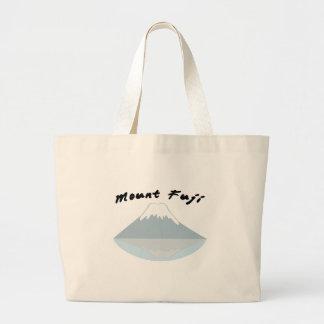 Mount Fuji Large Tote Bag