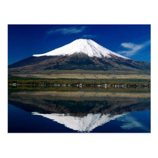 """Mount Fuji or """"Fuji-san"""" Postcard"""