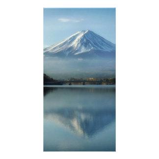 mount fuji photo cards