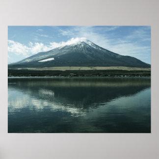 """Mount Fuji"" - Poster"