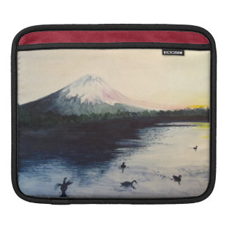 Mount Fuji - Rickshaw Sleeve Sleeve For iPads