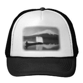 Mount Fuji San Trucker Hat