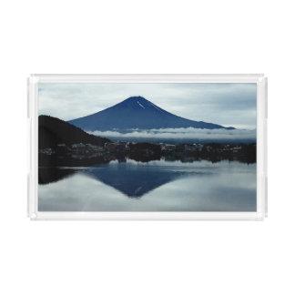 Mount Fuji Small Vanity Tray