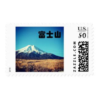 Mount Fuji Stamps