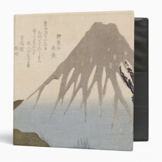 Mount Fuji Under the Snow Binder