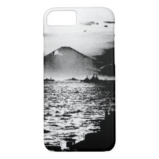 Mount Fujiyama, Japan as seen_War Image iPhone 8/7 Case