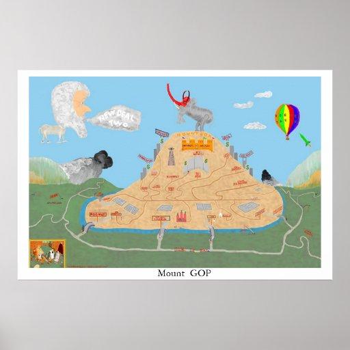 Mount GOP Poster