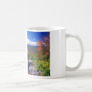 Mount Greylock Round Rock Vista Coffee Mug