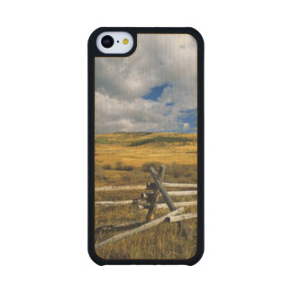Mount Haggin NWR near Anaconda Montana Carved® Maple iPhone 5C Slim Case