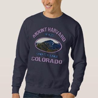 Mount Harvard, Colorado Sweatshirt