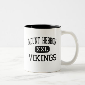 Mount Hebron - Vikings - High - Ellicott City Two-Tone Coffee Mug