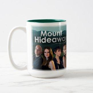 Mount Hideaway 15 oz. Coffee Mug