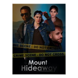 Mount Hideaway Poster 16 x 12 style=