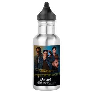 Mount Hideaway Steel Water Bottle