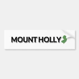 Mount Holly, New Jersey Bumper Sticker