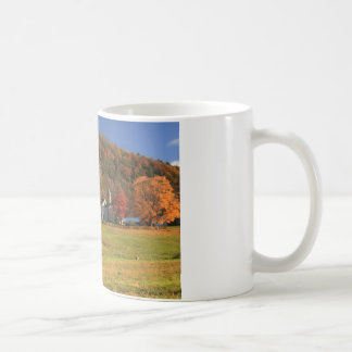 Mount Holyoke Farm in Autumn Coffee Mug