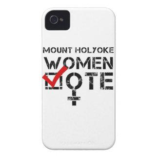 Mount Holyoke Women Vote iPhone Case iPhone 4 Case-Mate Case