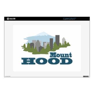 """Mount Hood 15"""" Laptop Skins"""