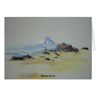Mount Hood Birthday Holiday & Thank You Cards