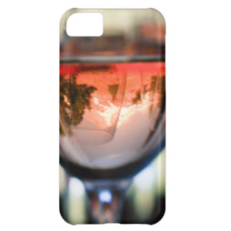 Mount Hood in a Wine Glass iPhone 5C Cases