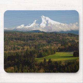 Mount Hood, Jonsrud Viewpoint, Sandy, Oregon Mouse Pad