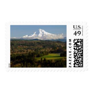 Mount Hood, Jonsrud Viewpoint, Sandy, Oregon Postage