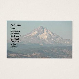 Mount Hood Landscape Photo Business Card