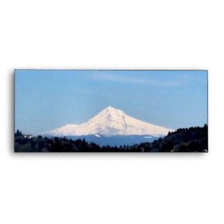 Mount Hood Oregon Envelope