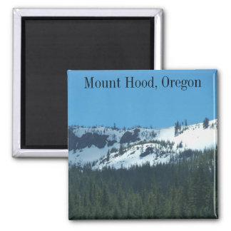 Mount Hood Oregon Magnet