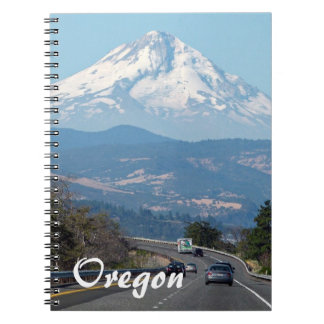 Mount Hood, Oregon Notebook