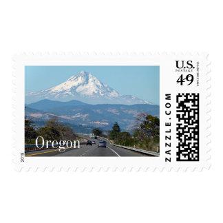 Mount Hood, Oregon Postage Stamp
