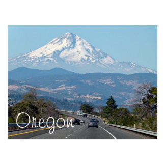 Mount Hood, Oregon Postcard