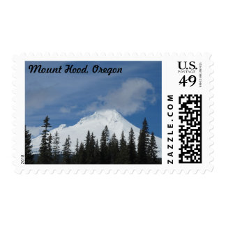 Mount Hood Oregon Stamp