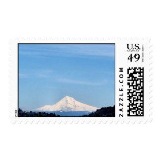 Mount Hood Postage Stamp