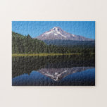 Mount Hood Reflected in Lake Puzzle