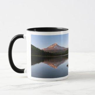 Mount Hood Reflection Mug