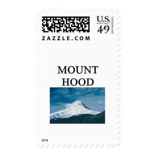 MOUNT HOOD STAMPS