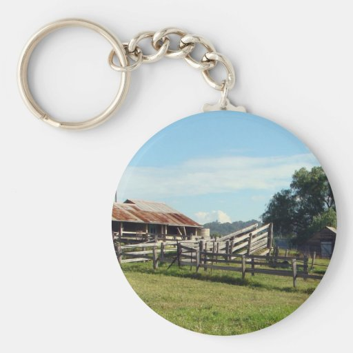 Mount Hunter Farm NSW Keychains