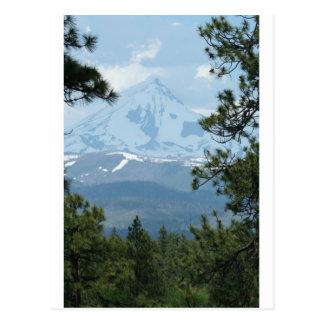Mount Jefferson Postcard