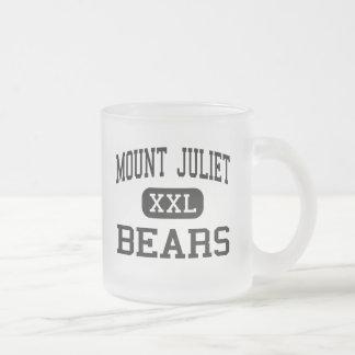 Mount Juliet - Bears - High - Mount Juliet Coffee Mugs