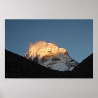 Mount Kailash Poster